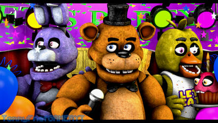 Five Nights at Freddy's - Always Here