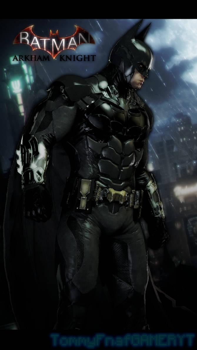 Batman Arkham Knight Poster 1#