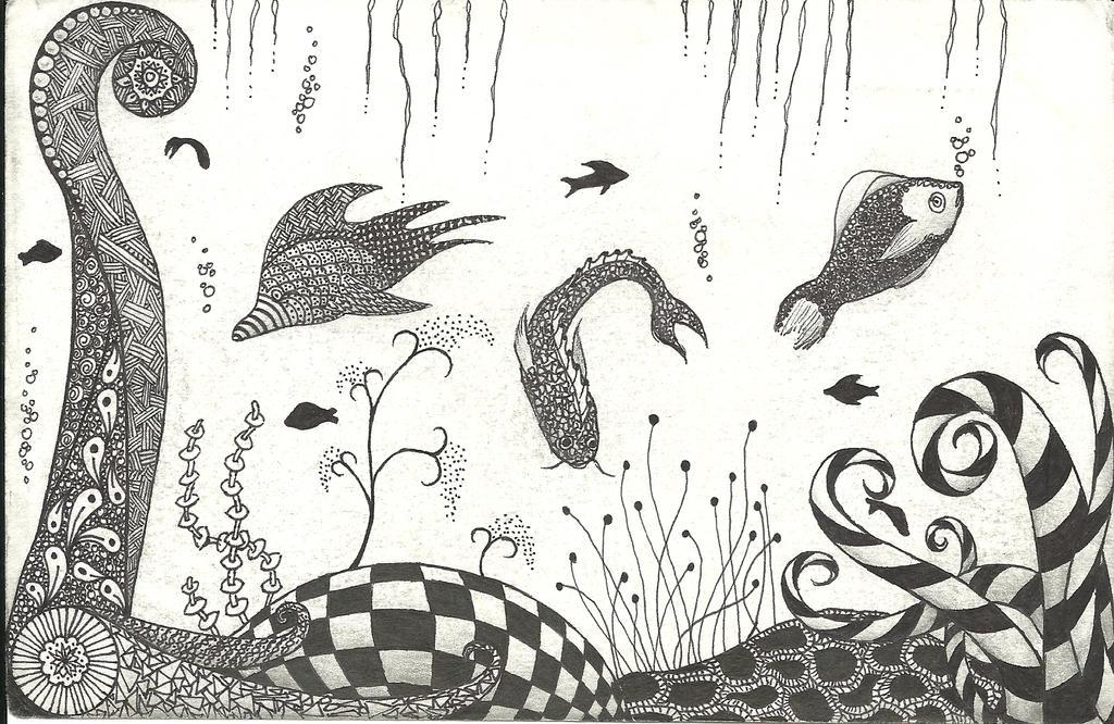 Aquarium by Rozara
