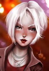 Red eyed traveler by cynthi-dm