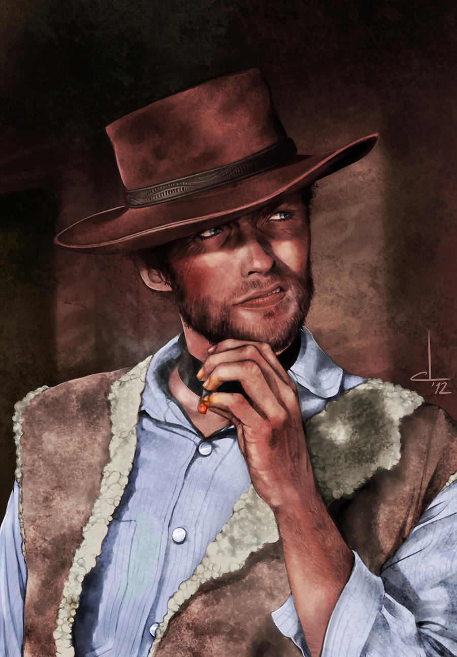 Fistful of Dollars by cynthi-dm