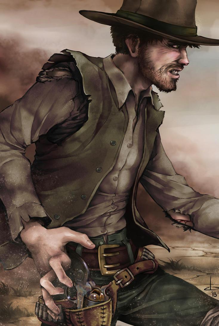 Outlaw by cynthi-dm