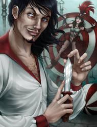 Knives Carnival by cynthi-dm