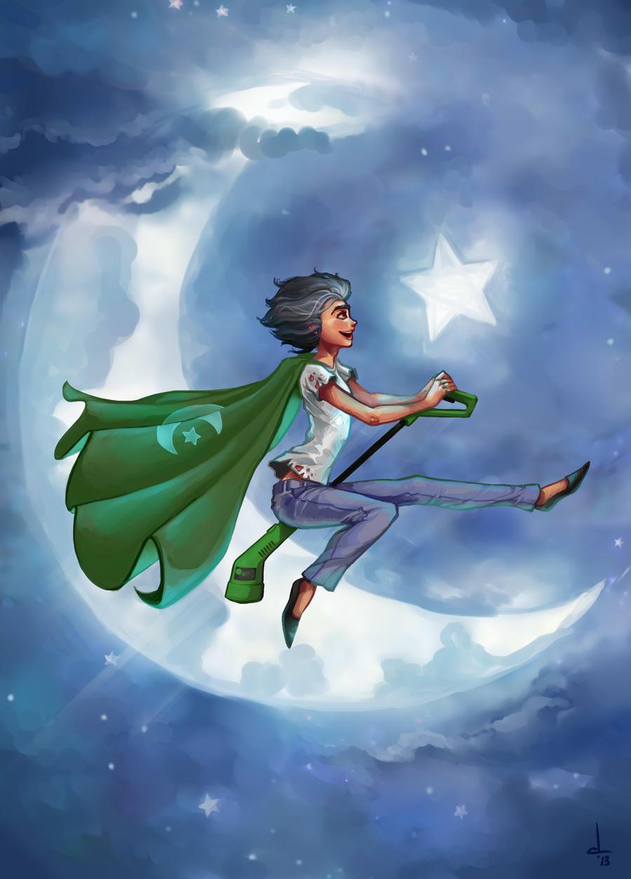 Dream high! by cynthi-dm