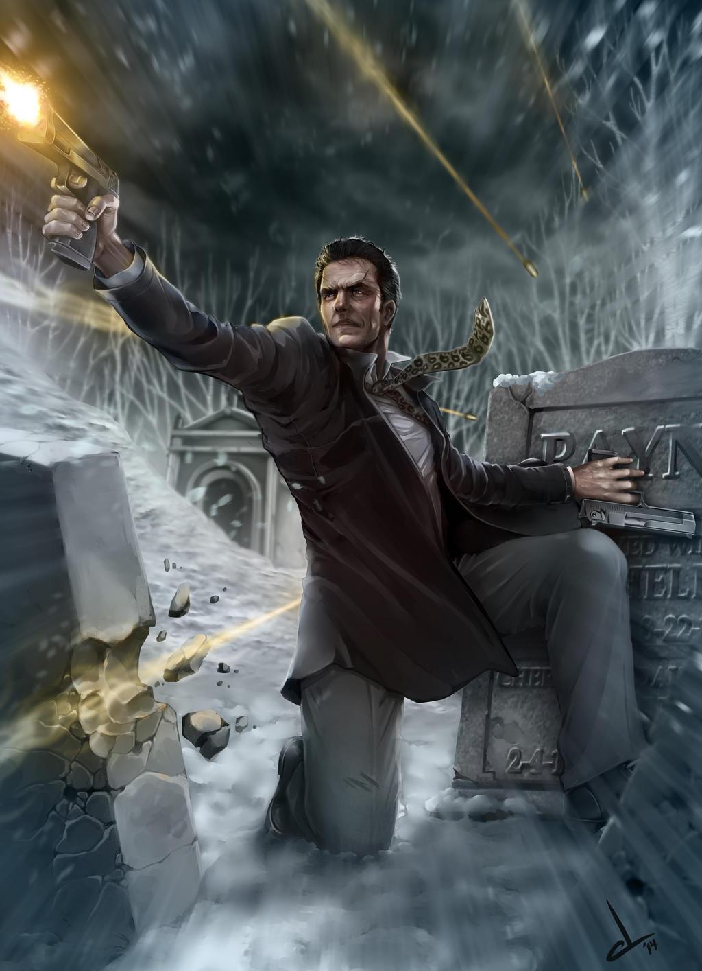 Max Payne by cynthi-dm