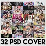 +PSD COVER PACK! (KAPANDI!)