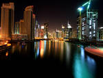 Sea of Colours, Dubai Marina