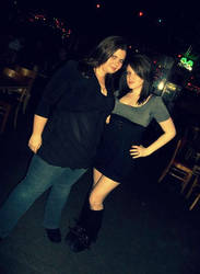 Ashley and I by SophiiJones