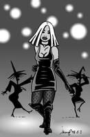 Little Witch 4 by Alvarossantos