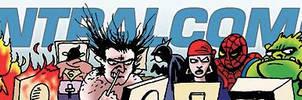 Central Comics Head top by Alvarossantos