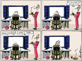 Cyber Guy 07 by Alvarossantos