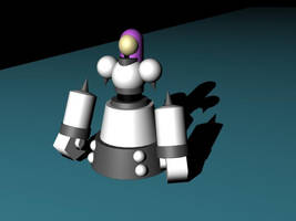 Megaman Juno model