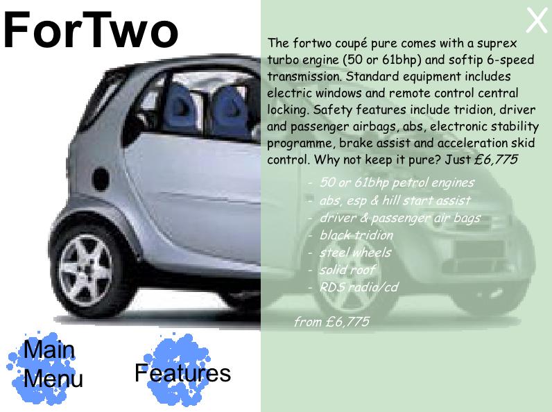 Smart car D.B. 2