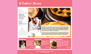 A Caker's Dozen