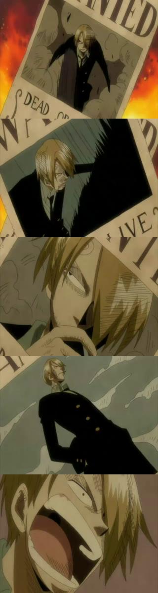 Sanji's dream posters