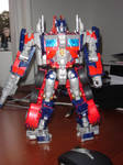 Optimus Prime-my first TF