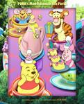 Pooh's Mad Birthday Tea Party