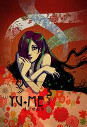Sadako issue 6 cover by rosalarian