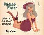 Polly Pin Up