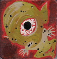 Swamp Thing by rosalarian