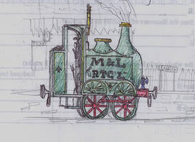 Ivor the Engine by YanPictures