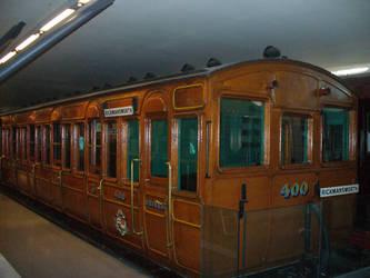 London Transport Museum Pt.39 by YanPictures
