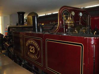 London Transport Museum Pt.42 by YanPictures