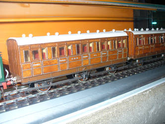 London Transport Museum Pt.47 by YanPictures