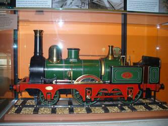 London Transport Museum Pt.52 by YanPictures