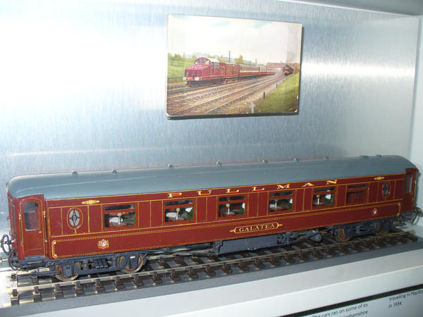 London Transport Museum Pt.54 by YanamationPictures