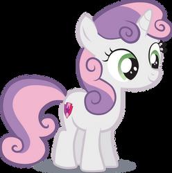 [MLP vector] Sweetie Belle by YanPictures