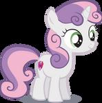 [MLP vector] Sweetie Belle