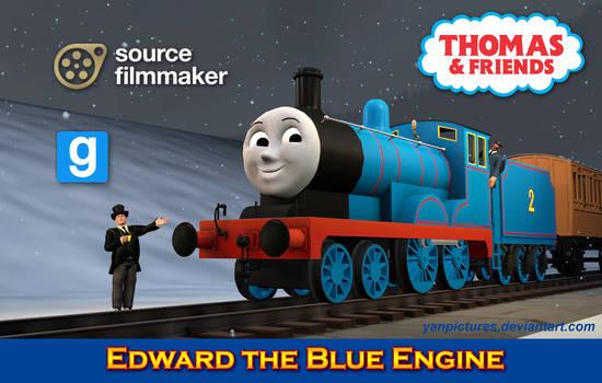 [SFM/Gmod DL] Edward the Blue Engine