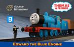 [SFM/Gmod Model] Edward the Blue Engine