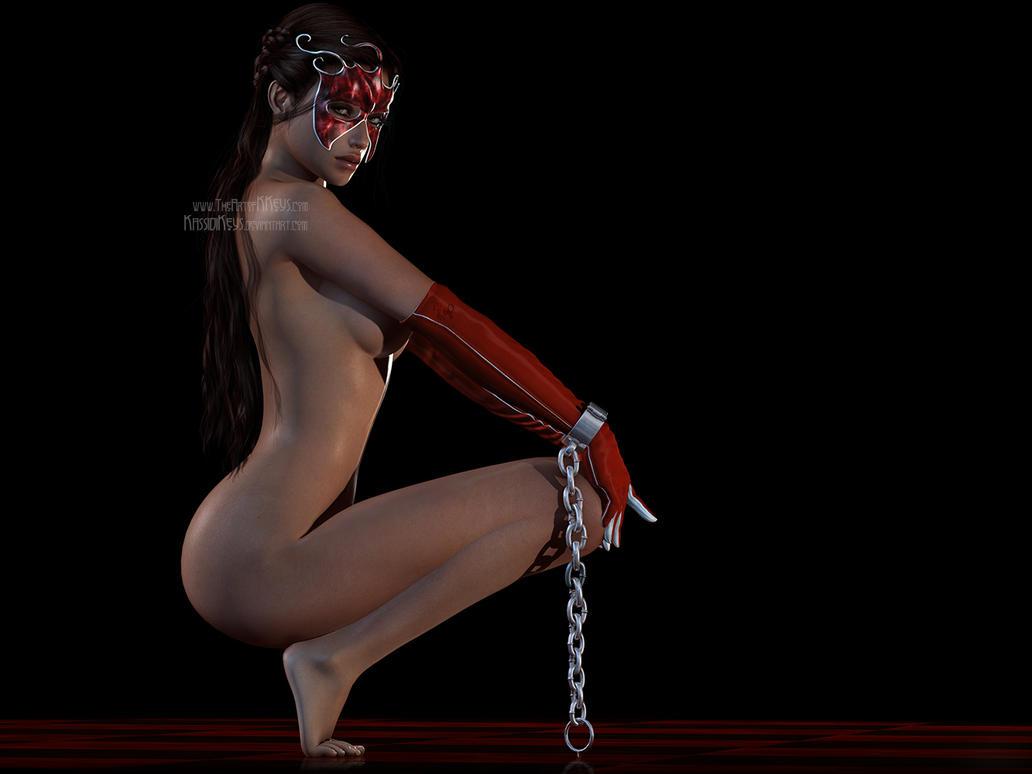 Scarlet Fever by KassidiKeys