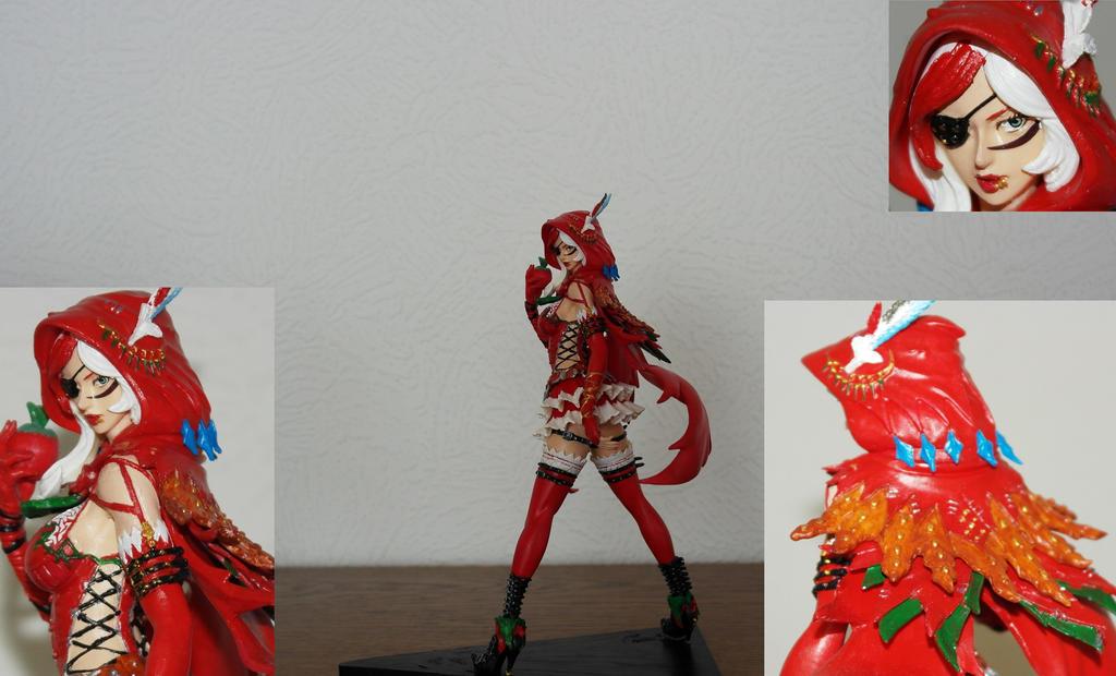 Red Riding Hood by Mr45er on DeviantArt