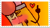 Matchcil Stamp by Slimy-Pennies