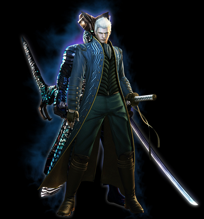 Devil May Cry 4 Special Edition - Vergil A by Hazzy5 on ...