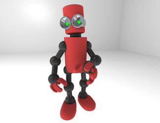 Z-Robot by eduardferr
