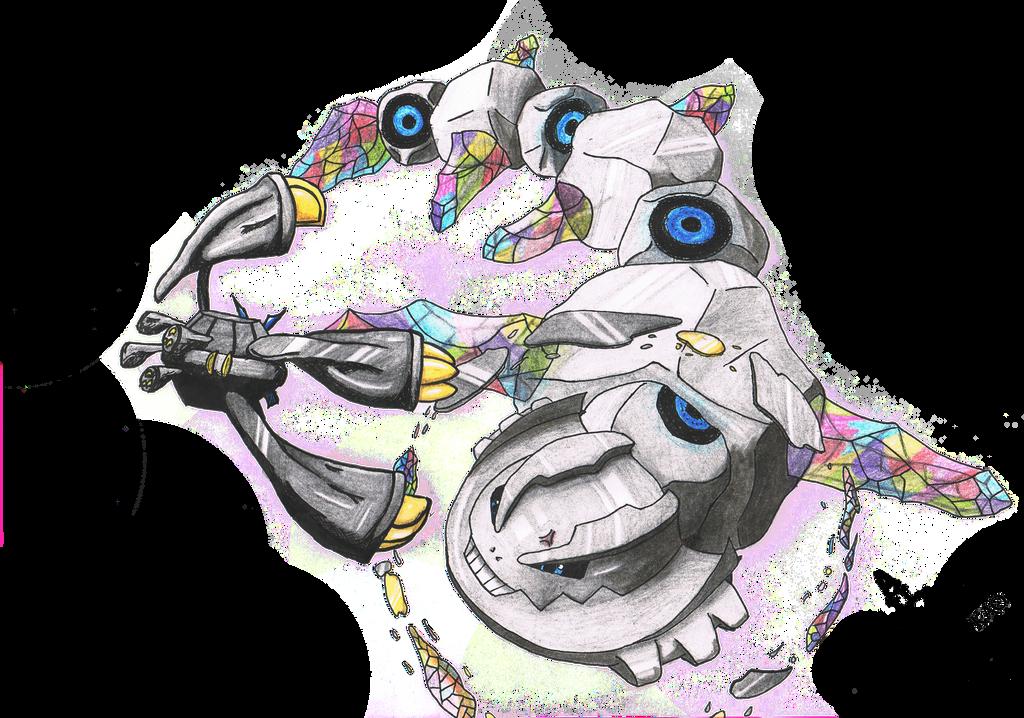 Pokemon metagross evolution