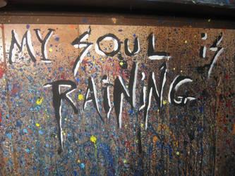 My soul is raining by SawStudios