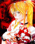 Misa Amane DEATH NOTE by j2ag