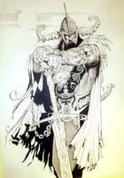 Barbarian by Shiantu