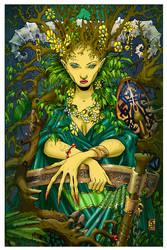 The Druid Queen!