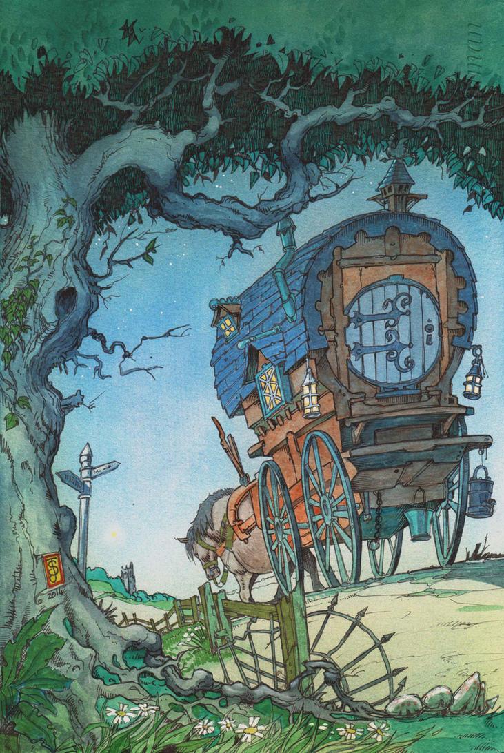 On The Move by Shiantu
