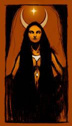 Lady Evil by Lariethene