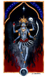 Kali by Lariethene