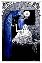 Gate Of Sleep by Lariethene