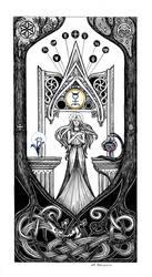 Gate Of Wisdom by Lariethene
