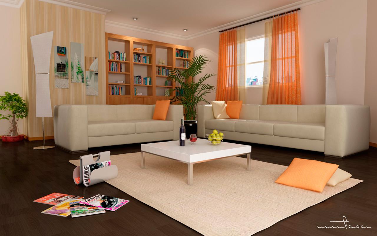 Salon interiors